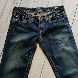 Big Star Casey Low Rise Bootcut Jeans
